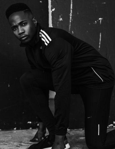 Portfolio shoot 2018 - Adidas
